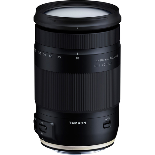 Tamron 18-400mm f/3.5-6.3 Di II VC HLD All-In-One Zoom Lens for Canon Mount (OPEN BOX)