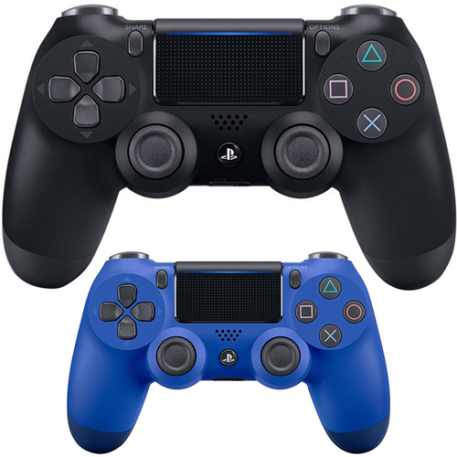 Sony Wireless Controller for PlayStation 4 + Sony Dual ShockWave PS4 Controller