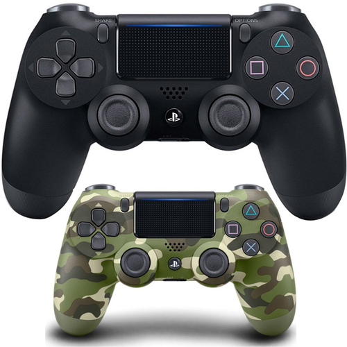 Sony Wireless Controller for PlayStation 4 + Sony Controller for PS4 Camouflage