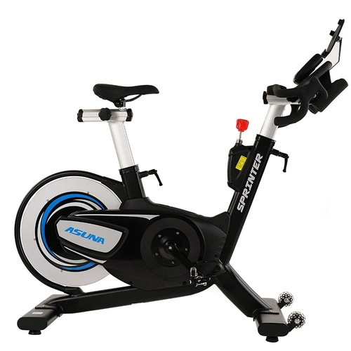 Sunny Health and Fitness ASUNA 6100 Sprinting Commercial Indoor Cycling Trainer Exercise Bike