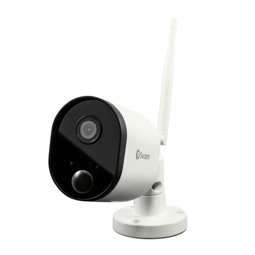 Swann 1080p Outdoor IP Camera 2-pack (Mains Powered)