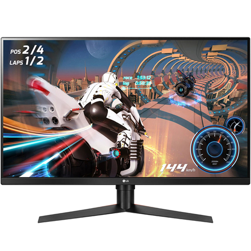 LG 32` Class QHD Gaming Monitor with FreeSync (31.5` Diagonal)