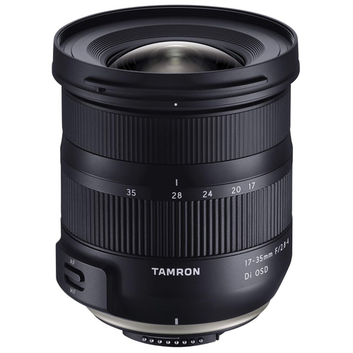 Tamron 17-35mm F/2.8-4 Di OSD for Canon Mount (Model A037)