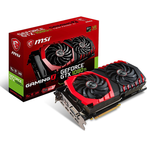 MSI GeForce GTX1080 TI Gaming Edit