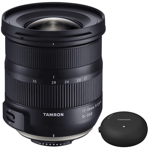 Tamron 17-35mm F/2.8-4 Di OSD for Canon Mount (Model A037) + TAP-In Console