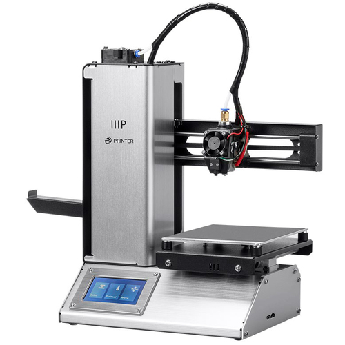 Monoprice MP Select Mini Pro 3D Printer with Auto Leveling and Heated Removable Bed