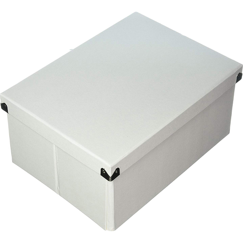 Samsill Med Document Box Wh 2 pk