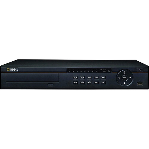 Q-SEE Q-SEE IP HD 16 CHANNEL 4MP NVR WITH 4K OUTPUT 4TB HDD