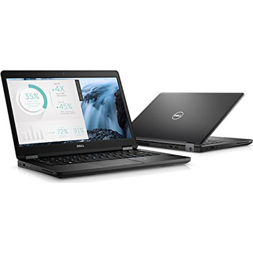 Dell 14` Intel Core i5-7300U Latitude E5480 Touchscreen Laptop in Black - 2YTYK