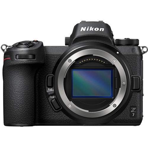 Z7 45.7MP FX-Format Full-Frame 4K Mirrorless Camera  (Body Only)