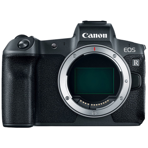 EOS R 30.3MP Mirrorless Full Frame Digital Camera (Body Only)