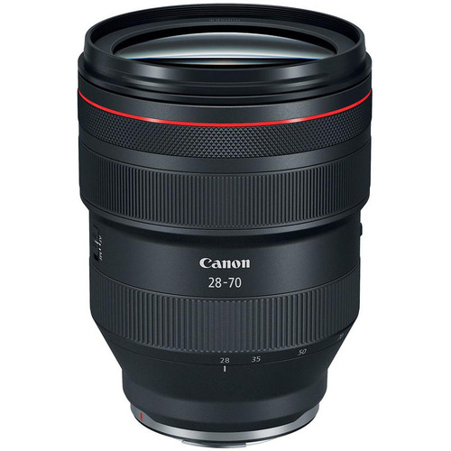 Canon RF 28-70mm F2 L USM Lens Full Frame Zoom for RF Mount Mirrorless Camera 2965C002