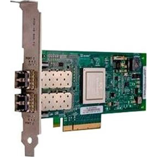 Dell Enterprise Accessories Qlogic 2562 Dual Channel 8Gb Optical Fiber Channel HBA PCIe - 406-BBEL