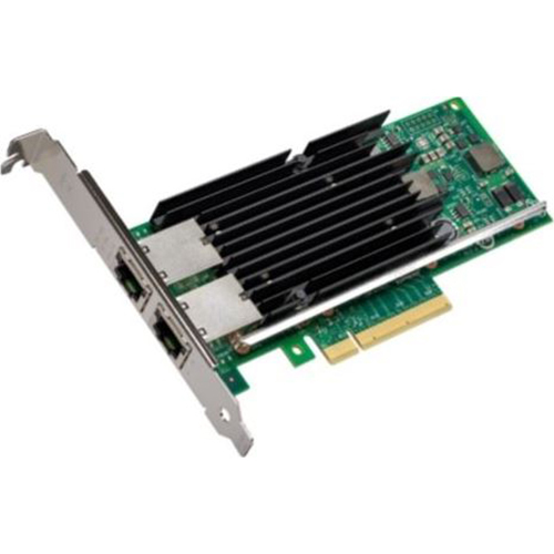 Dell Intel Ethernet X540 DP 10GBASE-T Server Adapter Low Profile - 540-BBDT
