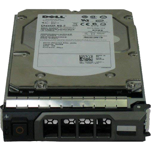 DELL - IMSOURCING 73GB SAS 3GB/S Hard Drive - GY581