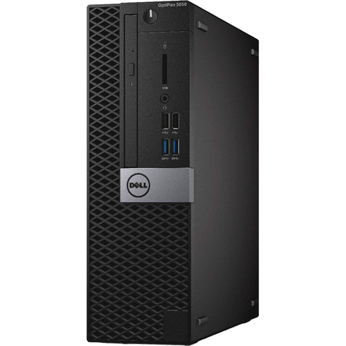 Dell Intel Core i5-7500 8GB OptiPlex 5050 Small Form Factor Desktop - H60K4