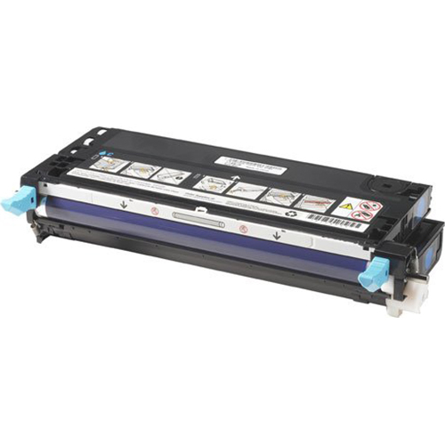 Dell 3110cn in Cyan Toner 8000 pg high yield - PF029