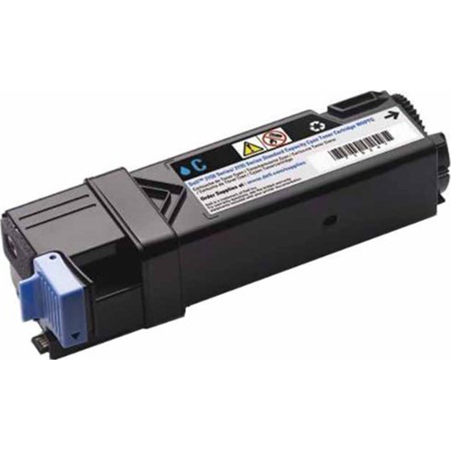 Dell 1200 page Cyan Toner Cartridge - WHPFG