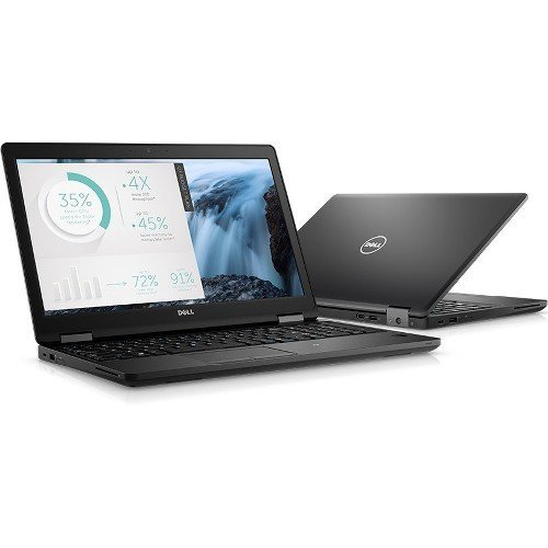 Dell 15.6` Full HD Intel Core i7 Latitude 5580 Laptop - X1W6W