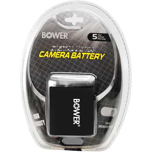 Bower NP-FV70 3400 mAh Extra Battery for Sony cx190,cx360,cx560 & Similar Camcorders