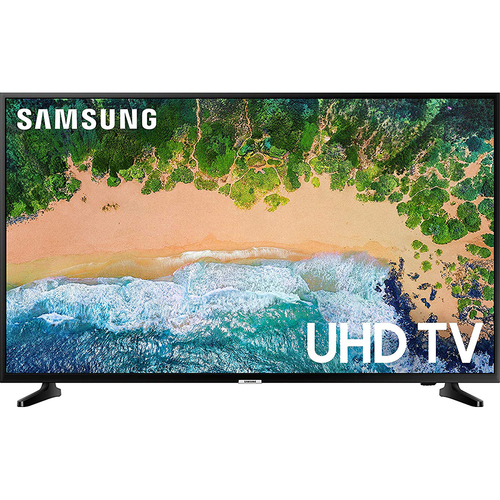 Samsung UN50NU6900 50` NU6900 Smart 4K UHD TV (2018 Model)