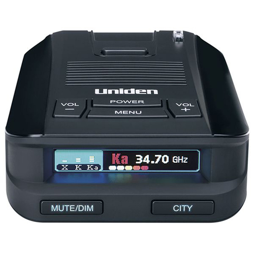Refurb Uniden DFR9 Laser and Radar Detection with Built-In GPS