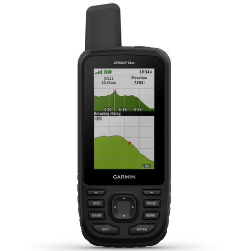 Garmin GPSMAP 66st TOPO U S  Canada 100K Maps with multi