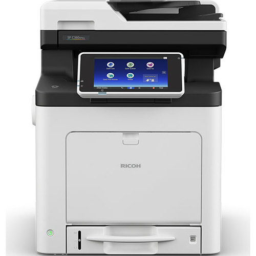 Ricoh SP C360SFNW 408168 Printer w/ Scan/Copy/Fax Function