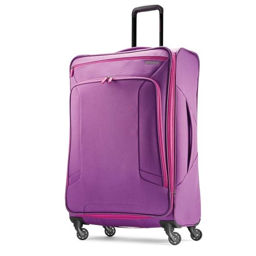 American Tourister 4 Kix Spinner 28 - Purple/Pink
