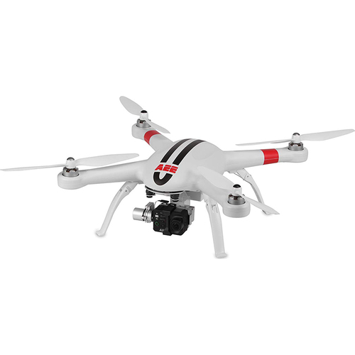 AEE Technology Ap11 Pro 3-axis Quadcopter 1080p Full Hd Drone With 16mp Action - Open Box