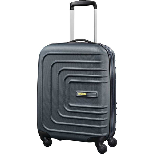 American Tourister 24` Sunset Cruise Hardside Spinner Luggage, Nightshade - Open Box