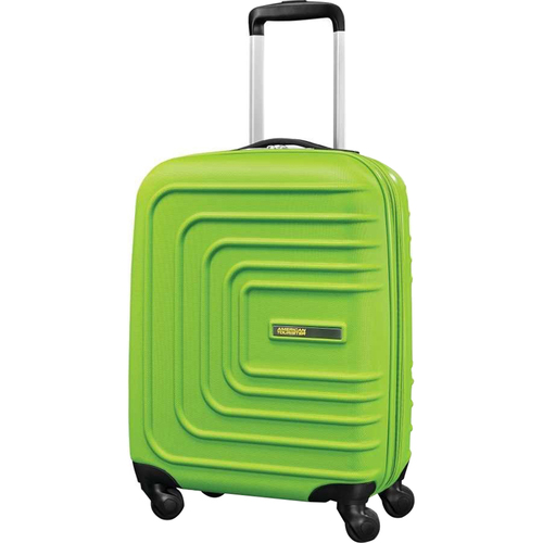 American Tourister 28` Sunset Cruise Hardside Spinner Luggage, Green - Open Box