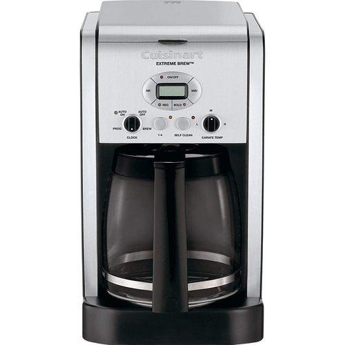 Cuisinart DCC-2650 - Brew Central 12-Cup Programmable Coffeemaker - Factory Refurbished