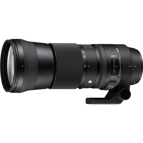 Sigma 150-600mm F5-6.3 DG OS HSM Zoom Lens (Contemporary) for Canon DSLR Cameras