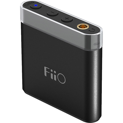 FiiO A1 Portable Headphone Amplifier (Black) - Open Box