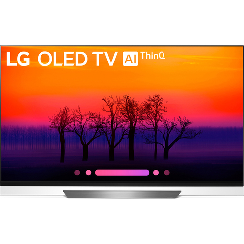 LG OLED65E8PUA 65` Class E8 OLED 4K HDR AI Smart TV (OPEN BOX)