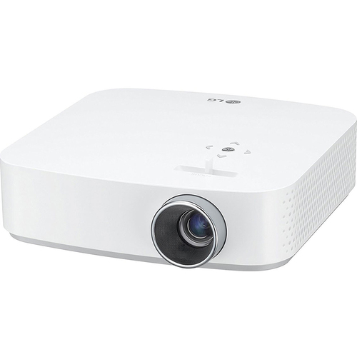 LG PF50KA Full HD LED Smart Home Theater Projector with Built-In Battery - Open Box