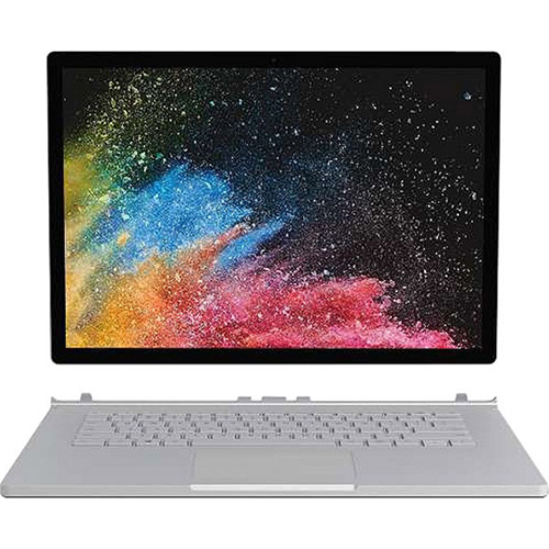 Microsoft  Surface Book 2 15` Intel i7-8650U 16/256GB 2-in-1 Touch Laptop (OPEN BOX)