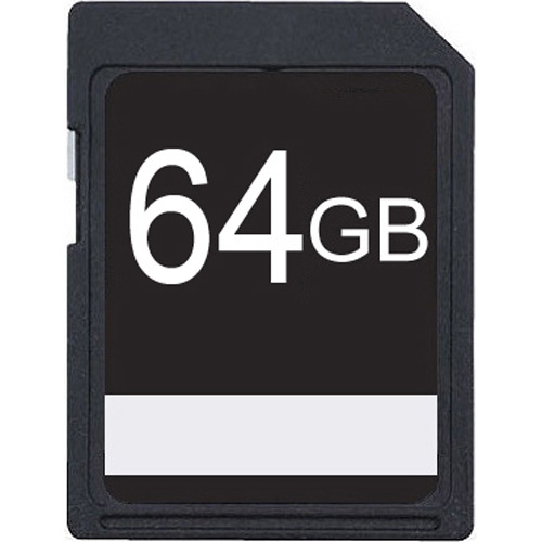 Extreme Speed 64GB SDXC High Speed Memory Card