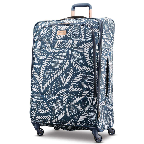 American Tourister Belle Voyage 28 Inch Floral Indigo Sand 92430-6530