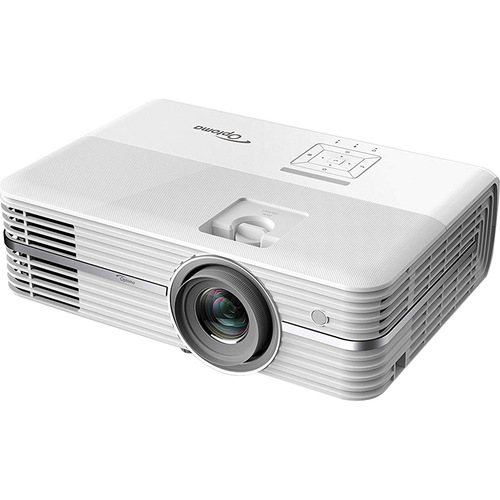 Optoma 4K UHD Home Theater Projector - UHD50 Certified Refurbished