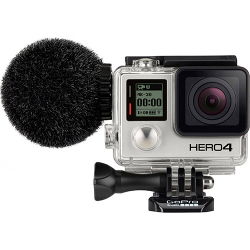 Sennheiser MKE 2 Elements Action Microphone for GoPro HERO4 Cameras - Open Box
