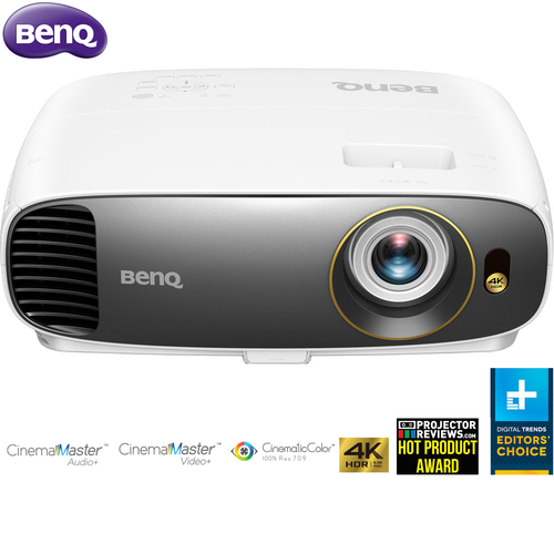 BenQ HT2550 4K UHD HDR 3D Home Theater Projector - (Certified Refurbished)