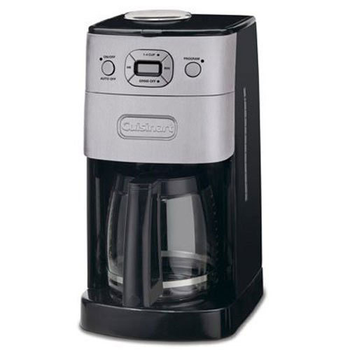 Cuisinart DGB-900BCFR Burr Grind and Brew Thermal 12 Cup Automatic Coffeemaker Refurbished