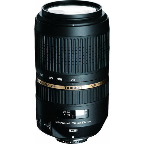 Tamron SP AF70-300mm Di USD For Minolta & Sony, With 6-Year USA Warranty