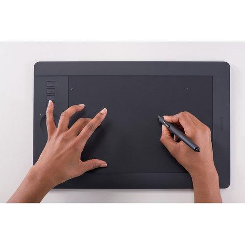 Buydig Com Wacom Intuos Pro Pen Touch Tablet Medium Pth651