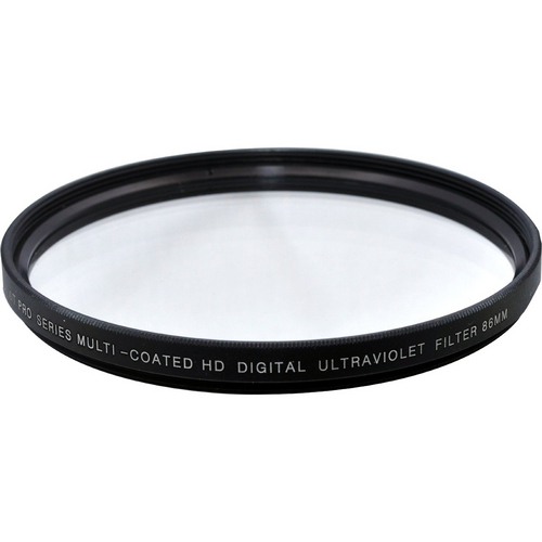 86mm Multicoated UV Protective Filter