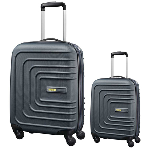 American Tourister 24` Hardside Spinner Luggage Nightshade + 20` Spinner Luggage