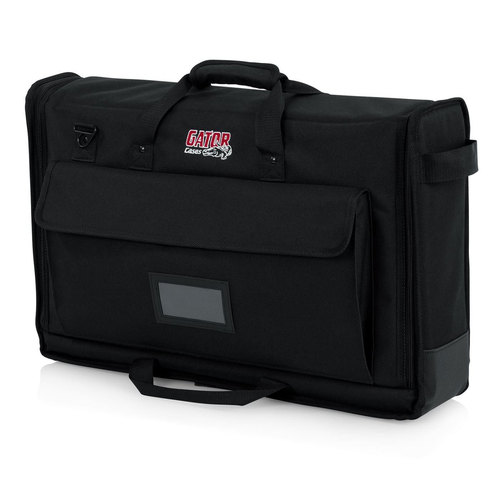 Gator Padded Nylon Carry Tote Bag for LCD Screens, Monitors & TVs Between 19-24`