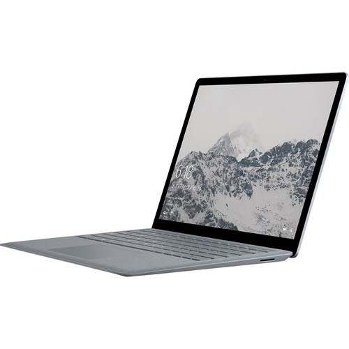 Microsoft KSR-00001 Surface 13.5` Intel i5 8GB, 128GB Laptop, Platinum - Open Box